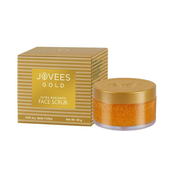 JOVEES 24K GOLD ULTRA RADIANCE FACE SCRUB_1